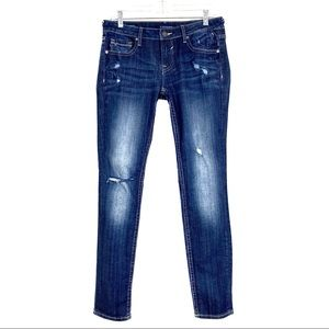 Vigoss The Chelsea Skinny Distressed Jeans 27
